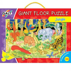 Giant Floor Puzzle Galt - Jungle