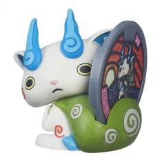 Figurina Komasan cu Medalie Yo-Kai - Figurina Povesti Hasbro