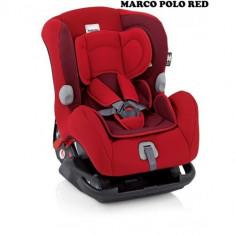 Scaun Auto Marco Polo Red - Scaun auto copii Inglesina, 0+ -1 (0-18 kg), Isofix