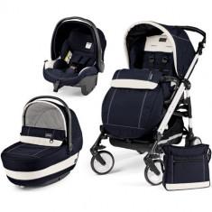 Carucior 3 in 1 Easy Drive Completo Riviera - Carucior copii 2 in 1 Peg Perego