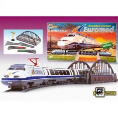Trenulet Pequetren Electric Euromed, Seturi complete