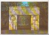 Bnk cp Targu Jiu - Poarta sarutului - necirculata, Printata