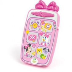 Smartphone Minnie Mouse - Jucarie pentru patut Clementoni
