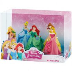 Set Figurine Printesele Disney Deluxe 2016 - Figurina Povesti Bullyland