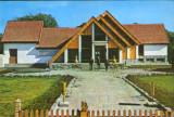 "Romania - CP circulata 1980 -  Miercurea Ciuc - Galeria de arta ""Nagy Imre"", Fotografie"