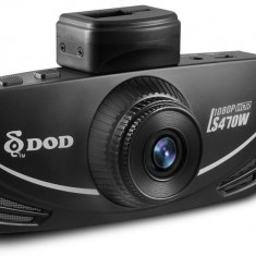 Resigilat! Camera auto DOD LS470W, Full HD, GPS 10x, senzor imagine Sony, lentile 7g Sharp, WDR, G senzor, 2.7 inch LCD - Camera video auto
