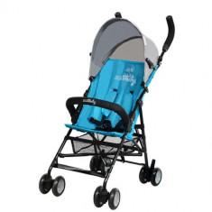 Carucior Sport Buggy Boo Albastru - Carucior copii 2 in 1 DHS Baby