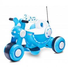 Vehicul Electric Gismo 6V Blue - Masinuta electrica copii