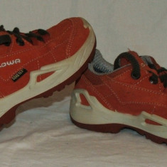 Adidasi copii LOWA GORE-TEX - nr 29, Culoare: Din imagine