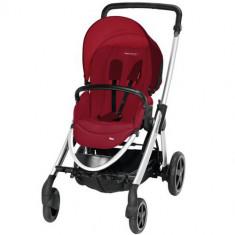 Carucior Elea Raspberry Red - Carucior copii 2 in 1 Bebe Confort