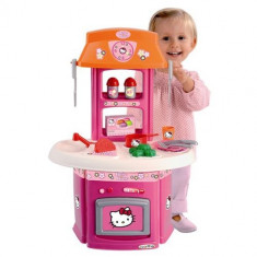 Bucatarie Hello Kitty Ecoiffier