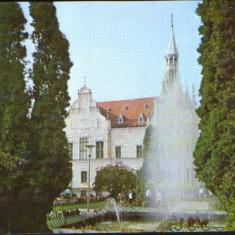 Romania - CP circulata 1978 - Caransebes - Consiliul Popular