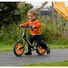 Bicicleta fara Pedale Biky Grey - Bicicleta copii Berg Toys
