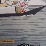 TREI INTR-O BARCA-JEROME K. JEROME - Roman