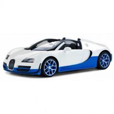 Bugatti Veyron Grand Sport Vitesse Scara 1:14 Alb - Masinuta Rastar