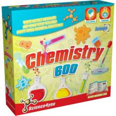 Laboratorul de Chimie - 25 Experimente - Jocuri arta si creatie