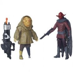 Star Wars - Figurine First Mate Quiggold si Sidon Ithano - Figurina Povesti Hasbro