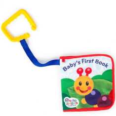 Baby Einstein - Carticica Educativa Explore and Discover - Jucarie pentru patut Bright Starts
