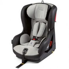 Scaun Auto Viaggio1 Duo Fix TT Pearl Grey 9-18 kg - Scaun auto copii grupa 0-1 (0-18 kg) Peg Perego, 0-1 (0-18 kg), Isofix