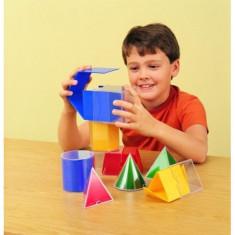Forme Geometrice Pliante - Jocuri Forme si culori Learning Resources