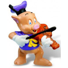 Figurina Little Pigs Violonist