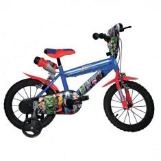 Bicicleta Avengers 14 Inch - Bicicleta copii Dino Bikes