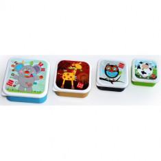 Cutii Sandwich Patrate - Vesela bebelusi