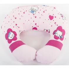 Perna Alaptare cu Imprimeu Funny Kitty