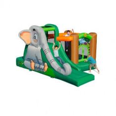 Saltea Gonflabila Pestera Elefantului Happy Hop