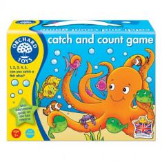 Joc Educativ Prinde si Numara - Jocuri Logica si inteligenta orchard toys