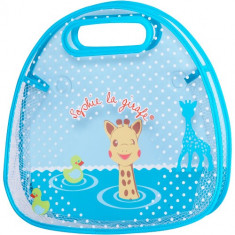 Suport de Baie pentru Jucarii Girafa Sophie - Cosmetice copii Vulli