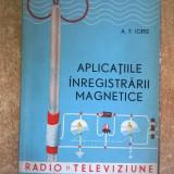 A. F. Ioffe - Aplicatiile inregistrarii magnetice