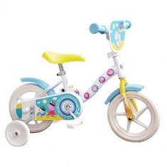 Bicicleta Peppa Pig 10 inch - Bicicleta copii Dino Bikes