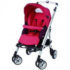 Carucior Loola Up Full Intense Red - Carucior copii 2 in 1 Bebe Confort