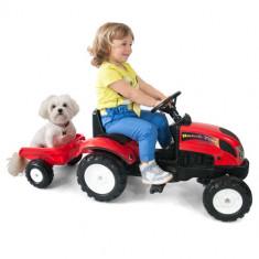 Tractor cu Remorca Garden Master Red Falk