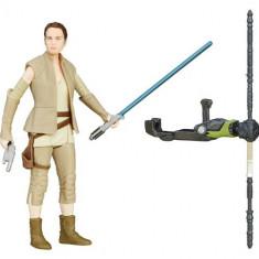 Figurina Star Wars The Force Awakens - Rey - Figurina Povesti Hasbro