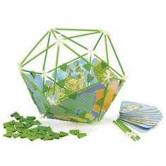 Set de constructie Architetrix Glob - Jocuri Seturi constructie