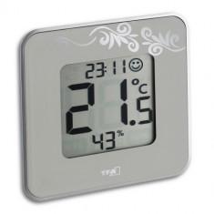 Termometru si Higrometru Digital de Camera Style Grey - Termometru copii