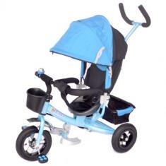 Tricicleta Agilis Air BLUE - Tricicleta copii Skutt