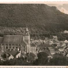 Brasov - lot 3 carti postale - interbelice, Ambele, Fotografie, Romania 1900 - 1950