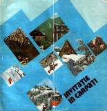 Invitaţie în Carpaţi - 12 hărţi de munţi