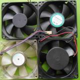 Fan Ventilator Carcasa 80x80x20mm, Pentru carcase