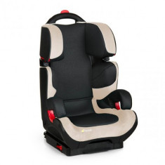 Scaun Auto Bodyguard Plus Black Beige 15-36 kg - Scaun auto copii grupa 2-3 (15-36 kg) Hauck, 2-3 (15-36 kg), Crem