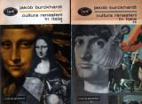 Cultura Renaşterii în Italia (2 vol.)