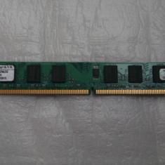 2 gb ddr2 800mhz Kingston low profile - Memorie RAM