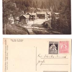 Paltinis (Hohe Rinne) Casa de cura, ilustrata aprox.1925