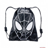 Sac sport Spiderman negru