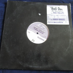 Mike Phillips/Karen Briggs - Roll Out(My Business)/Hot In Herre _ vinyl, 12