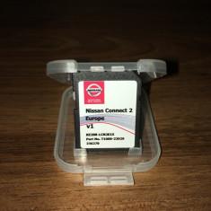 Card NISSAN Connect 2 V1 SD ORIGINAL Note Juke Micra Harti Europa + Romania 2016 - Software GPS
