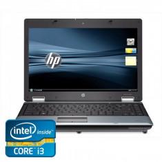 HP ProBook 6450b, Intel Core I3-370M 2.4Ghz, 4 Gb DDR3, 320 Gb SATA, DVD-RW, 14 inch, Grad B - Laptop HP